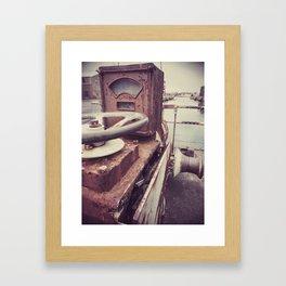 Cockatoo Island 25 Framed Art Print