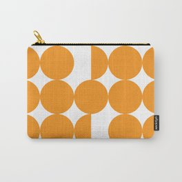 Orange dots Carry-All Pouch