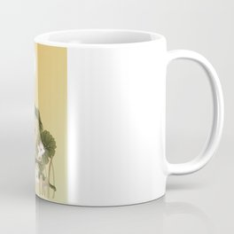 lotus_vector draw Coffee Mug