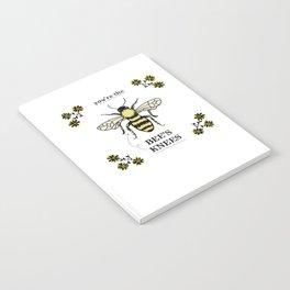Bee's Knees Notebook