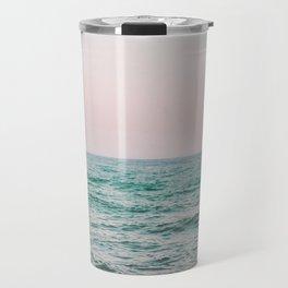 blush ocean Travel Mug