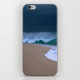 The perfect storm. iPhone Skin
