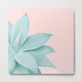 Agave Finesse #7 #tropical #decor #art #society6 Metal Print
