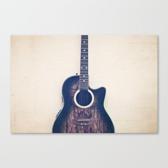 Play On  Canvas Print