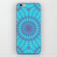 indie iPhone & iPod Skins featuring Indie by Ziggy Starline