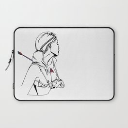 Cupid's Arrow Laptop Sleeve