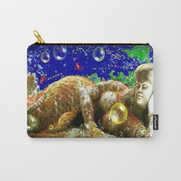 A long time ago Carry-All Pouch