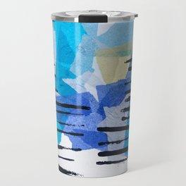 Fir Trees Travel Mug