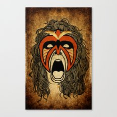 The Ultimate Warrior Canvas Print