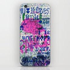 Ecce Gosta iPhone & iPod Skin