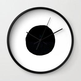 Black hole 24D Luka Wall Clock