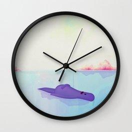 a g a l l a Wall Clock