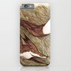 La Ruse du renard (The Sneaky Red Fox) iPhone 6s Slim Case