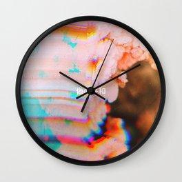 Fake Peace Wall Clock