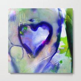 Heart Dreams 4C by Kathy Morton Stanion Metal Print