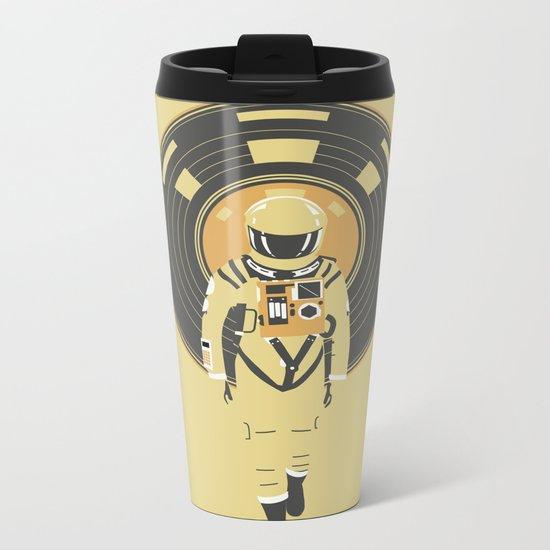 DJ HAL 9000 Metal Travel Mug