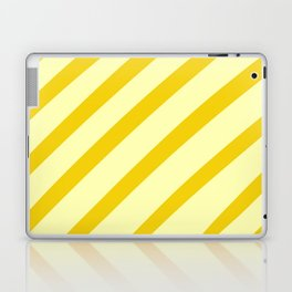 Sunny Stripes Laptop & iPad Skin