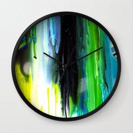 BLUEFIRE Wall Clock