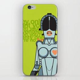 Ladytron iPhone Skin