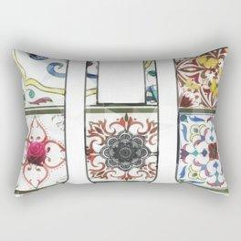Boho Laboratories Rectangular Pillow