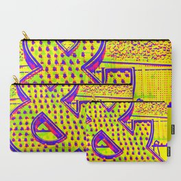 Pop Art Ampersand Carry-All Pouch