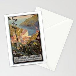 Portofino Italian Riviera Travel Stationery Cards