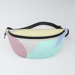 80's Rave Fanny Pack