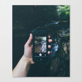 Wilderness: Captured Canvas Print