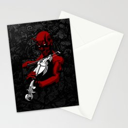 Devil's Trill Stationery Cards