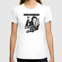 resident evil T-shirts featuring Milla Jovovich Resident Evil Afterlife by f3mal3s