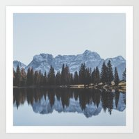 italian Art Prints featuring Italian Dolomites  by Luke Gram