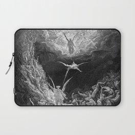 Gustave Doré's The Last Judgement Laptop Sleeve