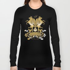 The Royal Horses (Black) Collection Long Sleeve T-shirt