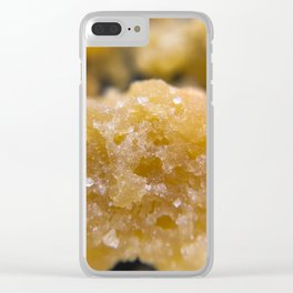 Pineapple Express Live Resin Clear iPhone Case