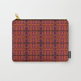 SUNSET MIROR TILE Carry-All Pouch