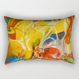 Color Explosion 1 Rectangular Pillow