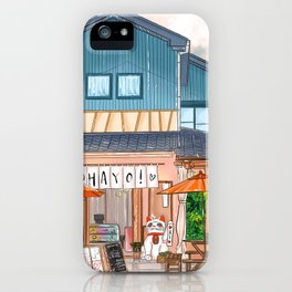 Ohayo Home iPhone Case