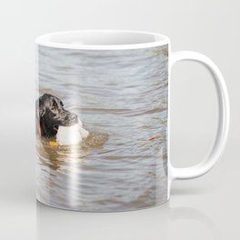 Black Labrador Retriever 4 Coffee Mug