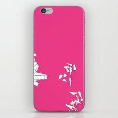 Fragmentation 3 iPhone & iPod Skin