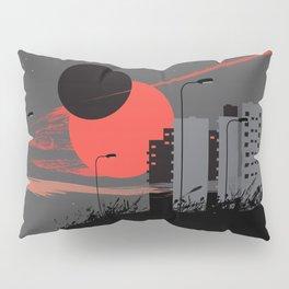 apocalypse city Pillow Sham