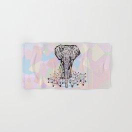 the Elephant Hand & Bath Towel