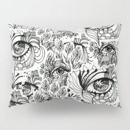KEIM EYEZ ILLUSTRATION PRINT Pillow Sham