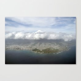 Meet Me in the Sky Canvas Print