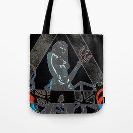 Divil Girl Tote Bag