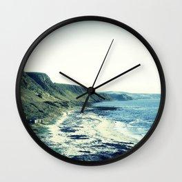 Coast Line Wall Clock