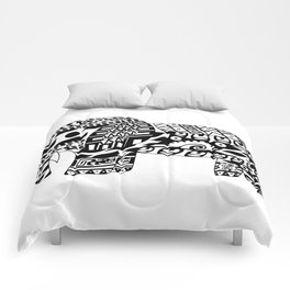 Mr elephant ecopop Comforters