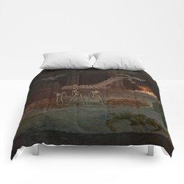 Zombie Dungeon Comforters