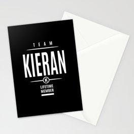 Kieran Personalized Name Birthday Gift Stationery Cards