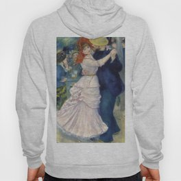 Pierre-Auguste Renoir - Dance at Bougival Hoody