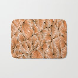 A Triangle Affair Bath Mat